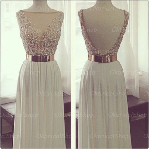 sexy lace prom dresses, backless prom dresses, 2015 prom dresses, chiffon prom dresses, dresses for prom, CM169