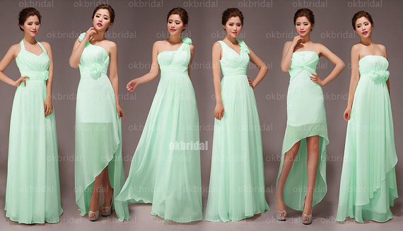 75a9485c1711d Mint Bridesmaid Dresses, Mismatched Bridesmaid Dresses, short Bridesmaid  Dresses, cheap Bridesmaid Dresses,