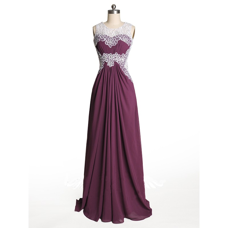Lace Bridesmaid Dresses, Maroon Bridesmaid Dresses, Long