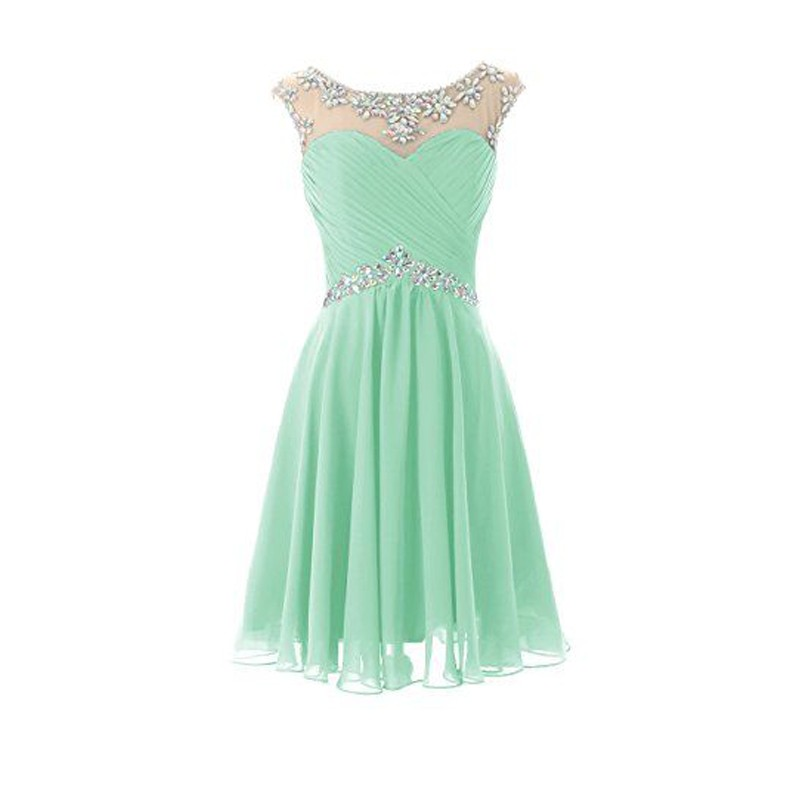 mint homecoming dresses, backless evening dress, short evening dress, unique prom dresses, sexy prom dresses, 2015 prom dresses, popular prom dresses, dresses for prom, CM554