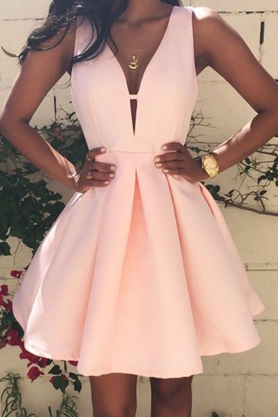 bc846416ac Pink Homecoming Dresses
